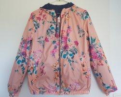 Tommy Jeans Windjack rosé-donkerblauw