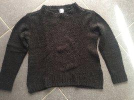 Toller wärmender Pullover in schwarz Gr S v HuM