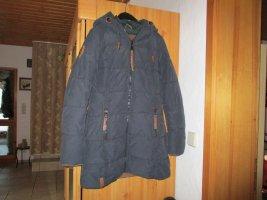 Toller warmer Da.Mantel von NAKETANO Gr.S mit Fleece Futter