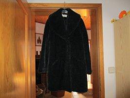 Hennes Cappotto in eco pelliccia nero Acrilico