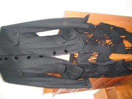 Steilmann Długa kurtka czarny