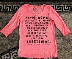 Soccx Batik Shirt salmon