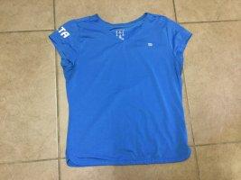 Wilson Maglietta sport blu neon