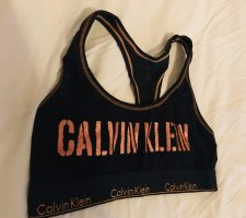 Calvin Klein Sporttop zwart