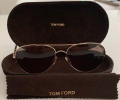 Tom Ford Gafas de piloto multicolor