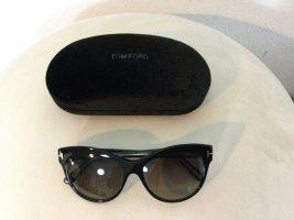 Tom Ford Glasses black mixture fibre