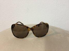 Tom Ford Glasses brown mixture fibre