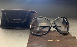 Tom Ford Sonnenbrille Vintage schwarz