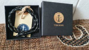 Tom Hope Armband Triple black neu
