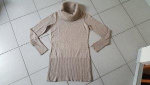 Tom Tailor Denim Jersey largo beige lana de angora