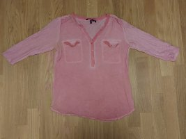 Tom Tailor Bluse rosa