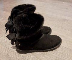 Tom Tailor Sneeuwlaarzen zwart