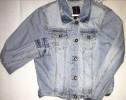 Tom Tailor Denim Denim Jacket azure-slate-gray