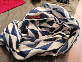 Tom Tailor Denim Sciarpone blu acciaio