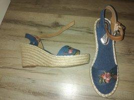 Tom Tailor Denim Sandale Keilsandale Gr. 40