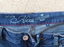 Tom Tailor Denim Jeans slim bleu acier