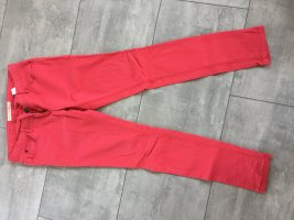 Tom Tailor Jeans Hose rot / coralle