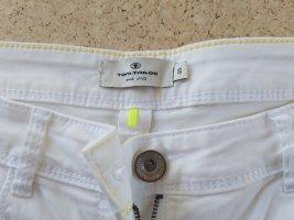 Tom Tailor Jeans, weiß, Gr. 40