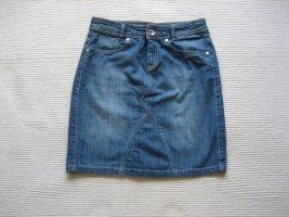 tom tailor jeansrock neuwertig gr. s 36