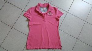 """Tom Tailor Poloshirt """" Pink """" Gr. L """" wieNEU !!!"""