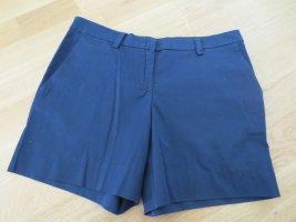 Tom Tailor Pantalón corto deportivo azul oscuro