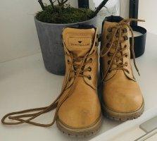 ❤️ Tom Tailor Stiefel Boots 38 Damen Kinder Stiefelette NP 59,-€