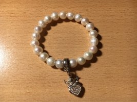 Thomas Sabo Bracelet white-silver-colored