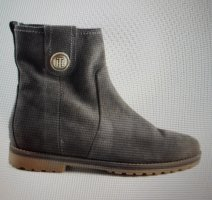 Tommy Hilfiger Ankle Boots silver-colored
