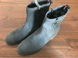 Tommy Hilfiger Ankle Boots - silber