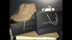 Tommy Hilfiger Boots Gr. 40