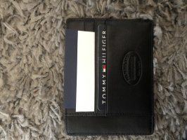 Tommy Hilfiger Porte-cartes noir cuir