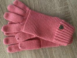 Tommy Hilfiger Vingerandschoenen roze