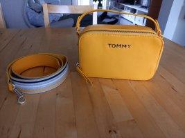 Tommy hilfiger camera bag tasche gelb