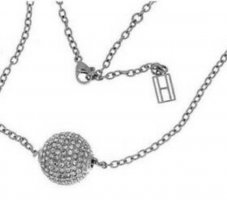 Tommy Hilfiger Necklace silver-colored