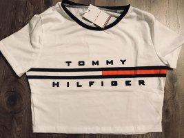 Tommy Hilfiger Crop Tshirt