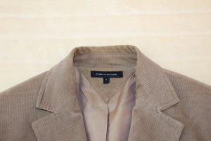 TOMMY HILFIGER Damen Jacket Cord, beige, US 6