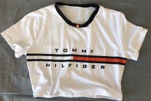 Tommy Hilfiger Damen Tops Blusen Sommer Atmungsaktiv