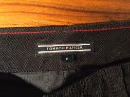 TOMMY HILFIGER   Feincordhose  - nachtblau
