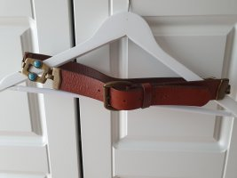 Tommy Hilfiger Leather Belt brown