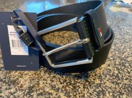 Tommy Hilfiger Cinturón de cuero negro
