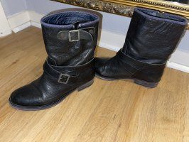 Tommy Hilfiger Slip-on Booties black