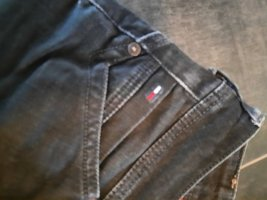 Tommy Hilfiger Jeans cigarette noir-gris anthracite