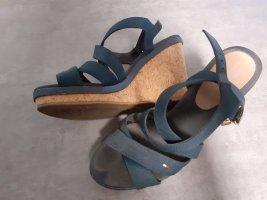 Tommy Hilfiger Strapped Sandals dark blue