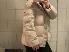Tommy Hilfiger Kurtka puchowa w kolorze białej wełny-kremowy