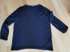 Tommy Hilfiger Jersey de lana azul oscuro