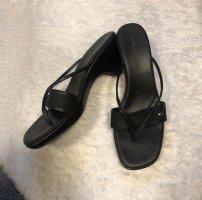 Tommy Hilfiger Toe-Post sandals black