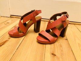 Tommy Hilfiger Platform High-Heeled Sandal pink