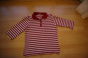 Tommy Hilfiger Camiseta tipo polo blanco-rojo