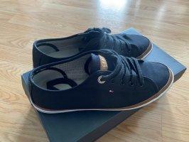 Tommy Hilfiger Sneaker (Leinen), Gr. 39