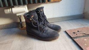 Tommy Hilfiger Stiefel 41 blau